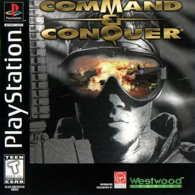 Obal hry Command & Conquer