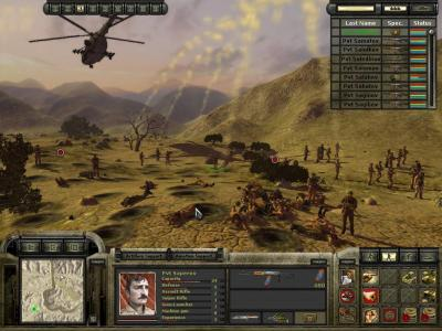 Screen ze hry 9th Company: Roots of Terror
