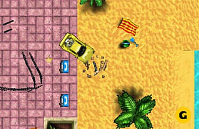 Screen Grand Theft Auto