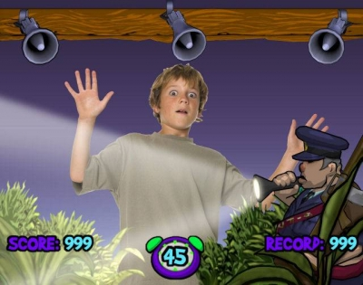 Screen ze hry EyeToy: Play 2