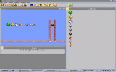 Screen ze hry The Incredible Machine 3