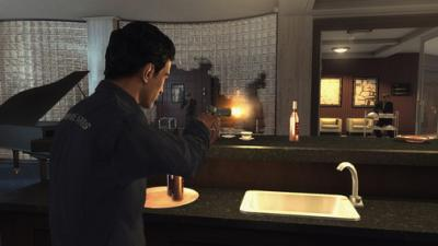 Screen ze hry Mafia II