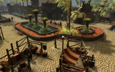 Screen ze hry Neverwinter Nights 2: Storm of Zehir