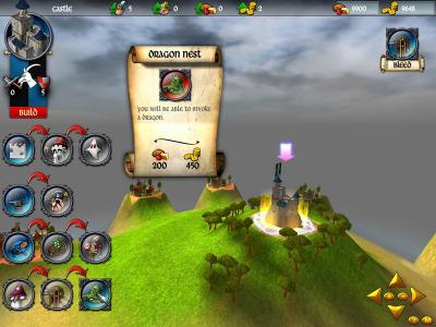 Screen ze hry KingMania