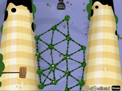 Screen ze hry World of Goo