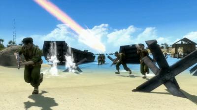 Screen ze hry Battlefield 3: Back to Karkand