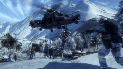 Screen ze hry Battlefield: Bad Company 2