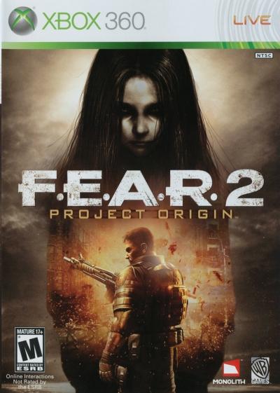 Obal hry F.E.A.R. 2: Project Origin