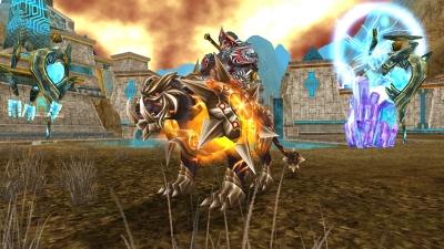 Screen ze hry Runes of Magic