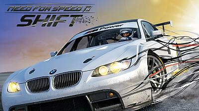 Artwork ke hře Need for Speed: Shift