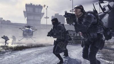 Screen ze hry Call of Duty: Modern Warfare 2