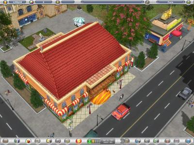 Screen ze hry Restaurant Empire 2