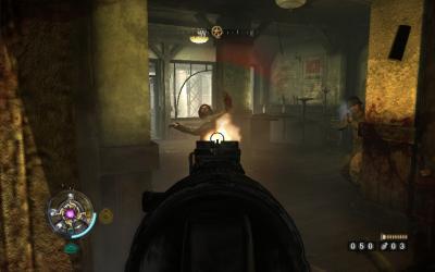 Screen ze hry Wolfenstein 2009
