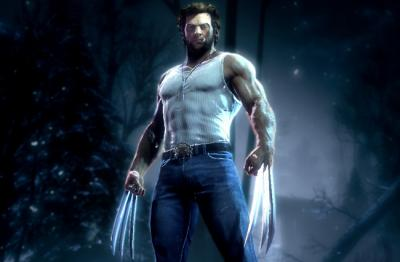 Screen ze hry X-Men Origins: Wolverine