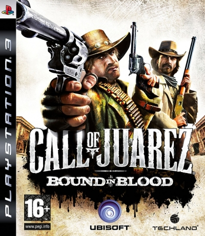 Obal hry Call of Juarez: Bound in Blood