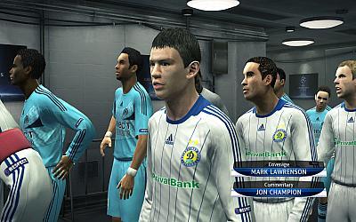Screen ze hry Pro Evolution Soccer 2010