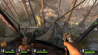 Screen ze hry Left 4 Dead 2