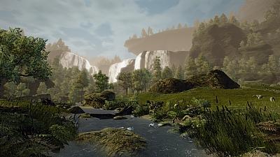 Screen ze hry Gothic 3: Forsaken Gods