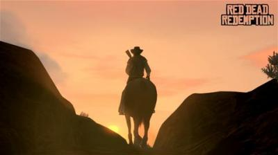 Screen ze hry Red Dead Redemption