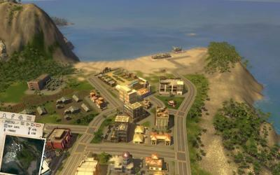 Screen ze hry Tropico 3