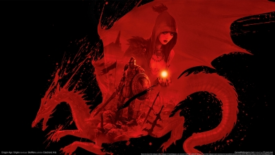 Artwork ke hře Dragon Age: Origins
