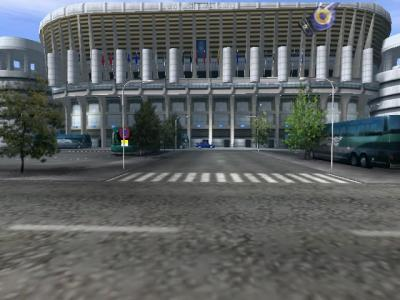Screen ze hry Real Madrid: The game