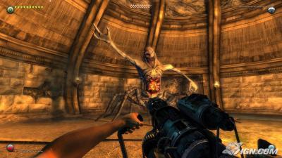 Screen ze hry Dreamkiller