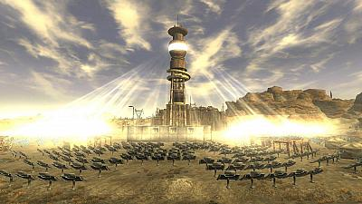 Screen ze hry Fallout: New Vegas