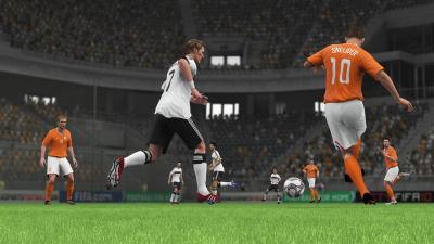 Screen ze hry FIFA Soccer 10