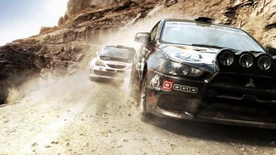 Screen ze hry Colin McRae: Dirt 2