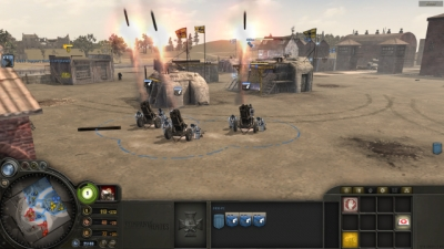 Screen ze hry Company of Heroes: Tales of Valor