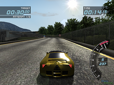 Screen ze hry Ford Racing 3