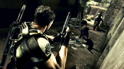 Screen ze hry Resident Evil 5