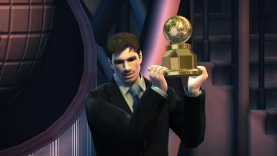 Artwork ke hře Pro Evolution Soccer 2010