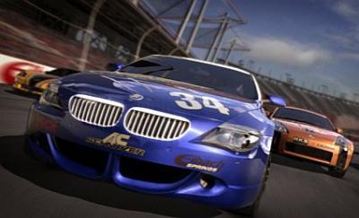 Screen ze hry Forza Motorsport 3