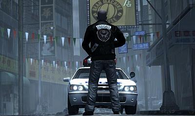 Screen ze hry Grand Theft Auto IV - Episodes from Liberty City