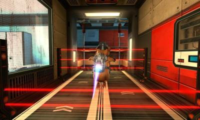 Screen ze hry G-Force