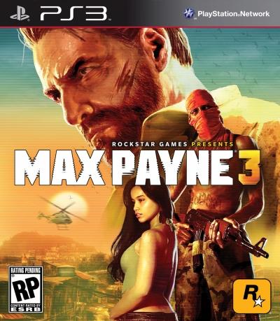Obal hry Max Payne 3