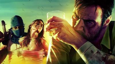 Artwork ke hře Max Payne 3