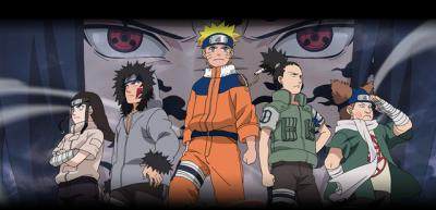 Screen ze hry Naruto The Broken bond