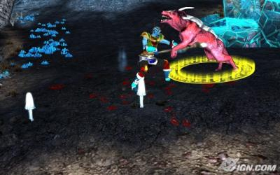 Screen ze hry Sacred 2: Ice and Blood
