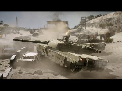 Screen ze hry Battlefield: Bad Company 2