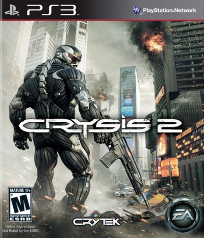 Obal hry Crysis 2
