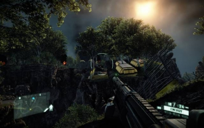 Screen ze hry Crysis 2