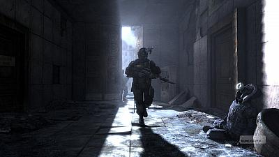 Screen ze hry Metro 2033