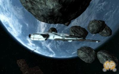 Screen ze hry X3: Terran Conflict