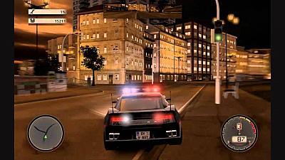 Screen ze hry Alarm for Cobra 11: Highway Nights