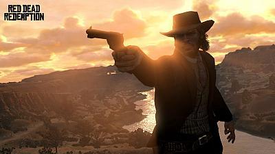 Artwork ke hře Red Dead Redemption