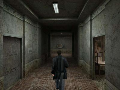 Screen ze hry Max Payne