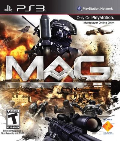 Obal hry MAG